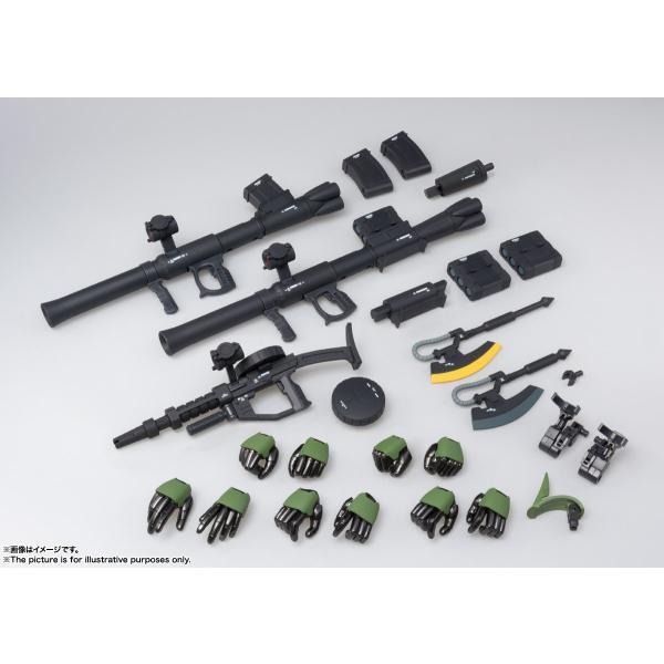 【予約商品】GUNDAM FIX FIGURATION METAL COMPOSITE MS-06C ザクII C型|pur-peo|08