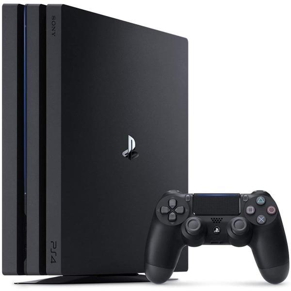 PlayStation4 Pro ジェット・ブラック 1TB CUH-7200BB01|pur-peo