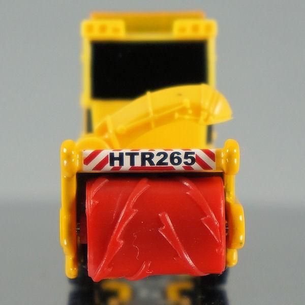 トミカ 047 日本除雪機製作所 ロータリー除雪車 HTR265