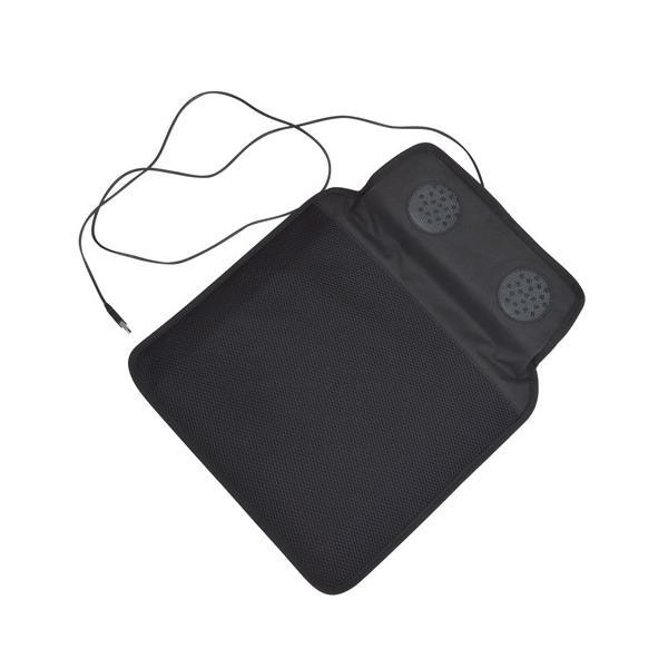 サンコー ツイン冷風ファン内蔵「USB爽快クッション」 USBCLD8B
