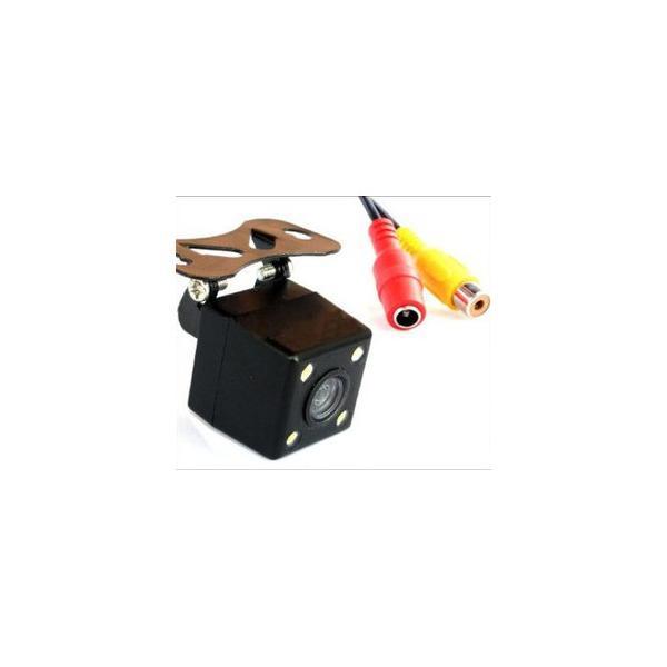 ITPROTECH 車載用バックカメラ 4LED搭載タイプ YT-BC02