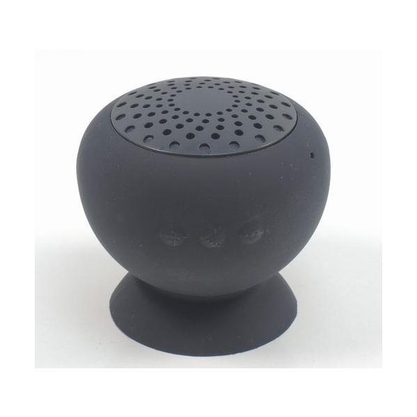 Bluetooth防滴スピーカー ブラック