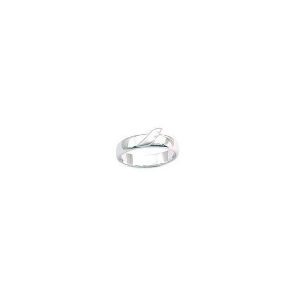 18金 指輪K18ホワイトゴールドデザインリング 安い
