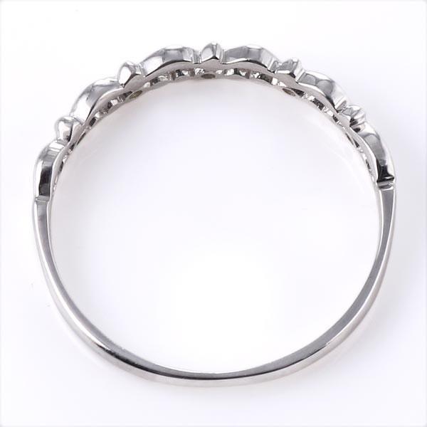 ダイヤモンド指輪 ピンキーリング 指輪 ダイヤモンド K10WG K10YG ゴールド 天然ダイヤ デイリー カジュアル 安い