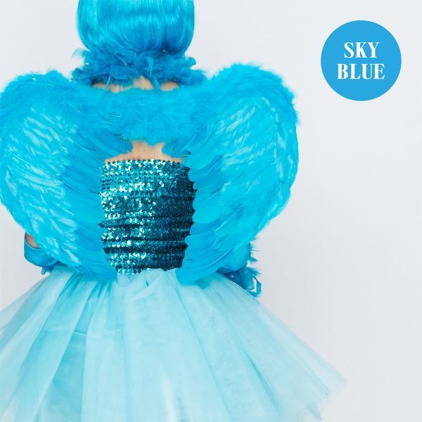 コスプレ フェザーウィング 全12色 羽 天使の羽 コスチューム エンジェル 翼|pure2009|05