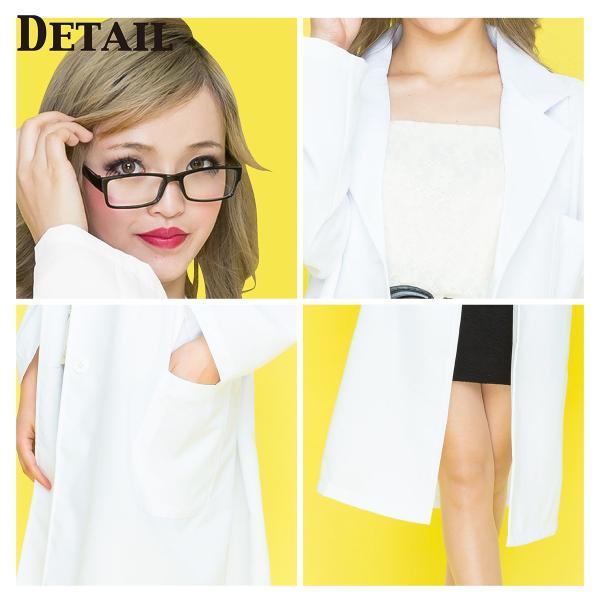コスプレ ドクター 白衣 ホワイト 医者 ナース|pure2009|05
