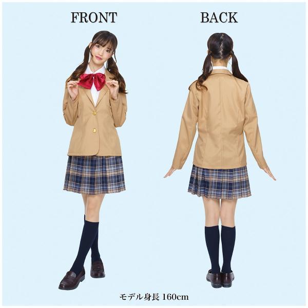 コスプレ ブレザー 制服 スクール 女子高生 衣装|pure2009|06