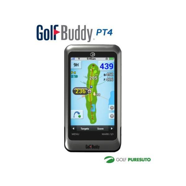ゴルフバディー PT4 GPS測定器【■Kas■】