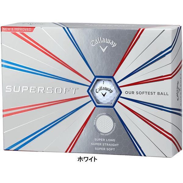 キャロウェイ スーパーソフト ゴルフボール 1ダース|puresuto|02