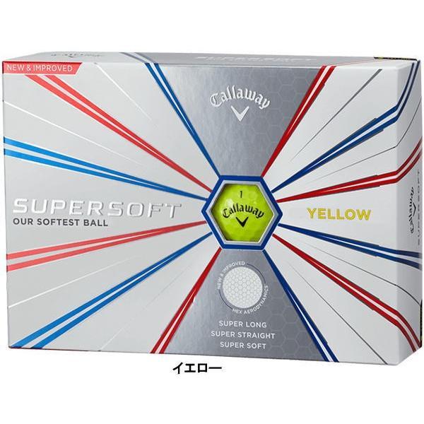 キャロウェイ スーパーソフト ゴルフボール 1ダース|puresuto|04