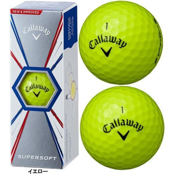 キャロウェイ スーパーソフト ゴルフボール 1ダース|puresuto|05
