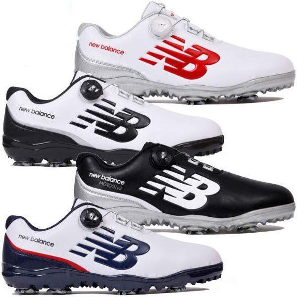 55a44f3b4255f ニューバランス ゴルフシューズ MG1001 V2 日本仕様 :nb-mg1001v2:ゴルフ ...