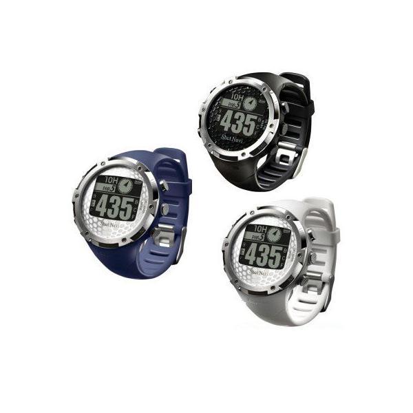 ショットナビ Shot Navi W1-FW 腕時計型 GPSゴルフナビ フェアウェイ機能搭載 GPSウォッチ 即納
