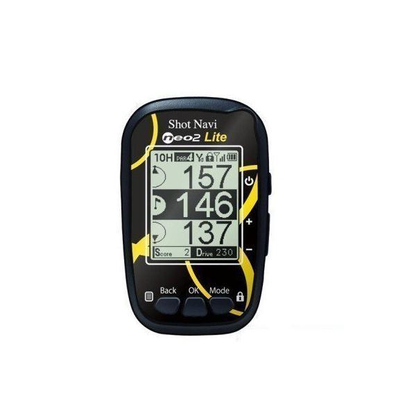 ショットナビ ネオ2 ライト GPSゴルフナビ 即納