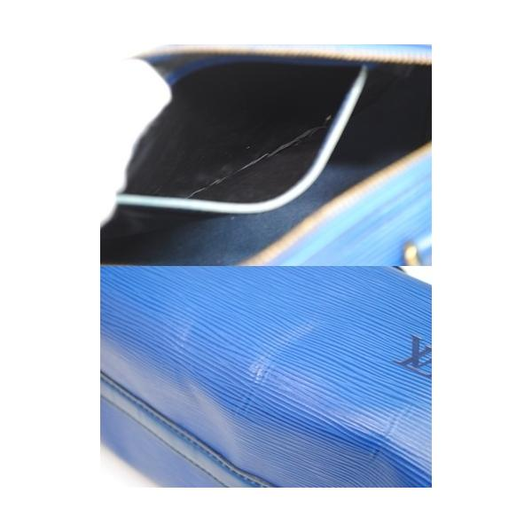 LOUIS VUITTON ルイ・ヴィトン エピ スピーディ25 ハンドバッグ M43015 レディース トレドブルー 6672|purishonten|04