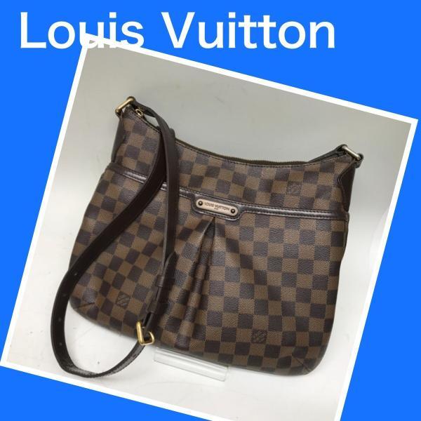 LOUIS VUITTON ルイ・ヴィトン ダミエ ブルームズベリPM 斜め掛けショルダーバッグ N42251 メンズ レディース 6800|purishonten|08