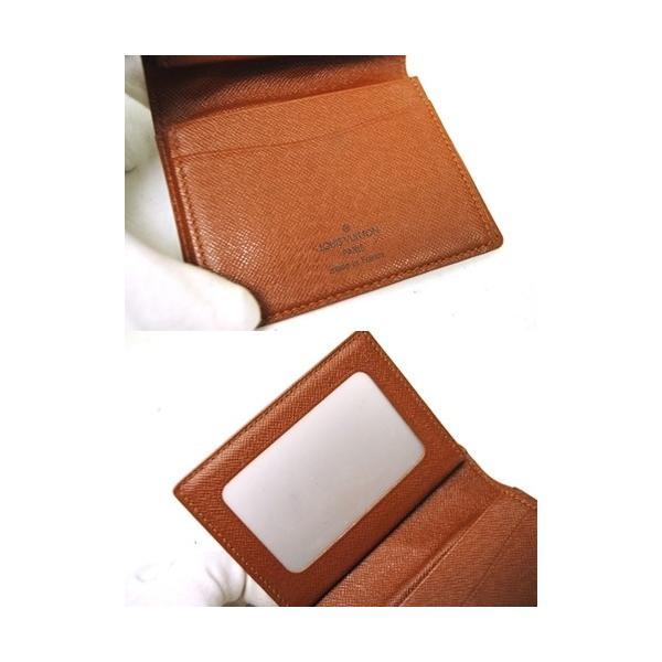 LOUIS VUITTON ルイ・ヴィトン モノグラム ジャポンサンガプール パスケース カードケース M60530 メンズ レディース 6856|purishonten|04