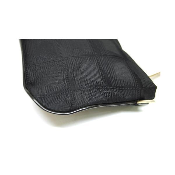 CHANEL シャネル ニュートラベルライン ポーチ ナイロン ブラック レディース バッグ 未使用 6876|purishonten|05