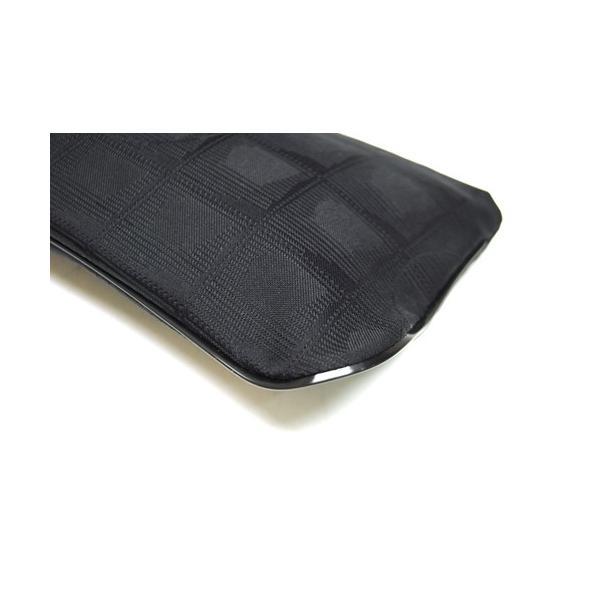 CHANEL シャネル ニュートラベルライン ポーチ ナイロン ブラック レディース バッグ 未使用 6876|purishonten|06
