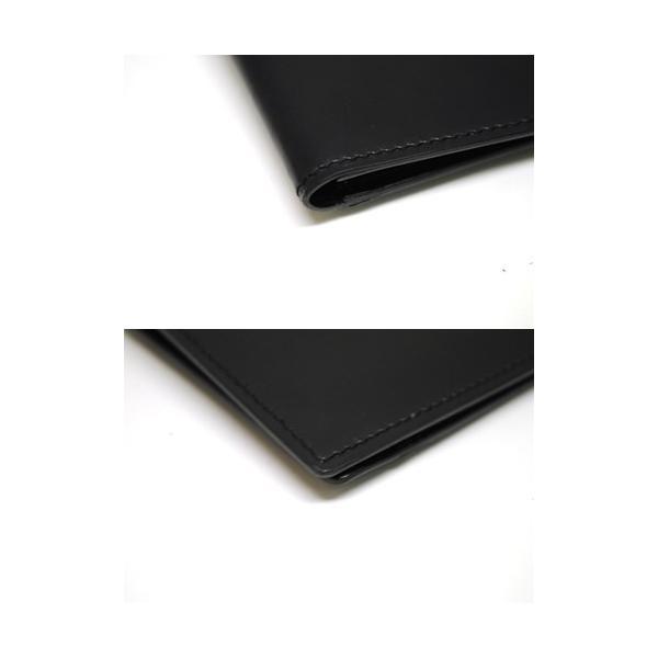 dunhill ダンヒル レザー カードケース パスケース 定期入れ ブラック メンズ 6897|purishonten|06