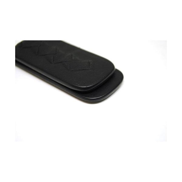 BOTTEGA VENETA ボッテガヴェネタ イントレチャート マネークリップ 小物 財布 メンズ ブラック 6901|purishonten|04