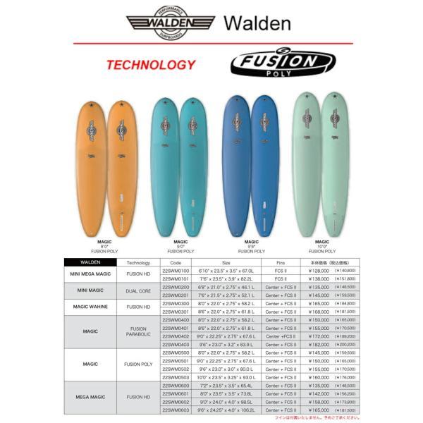 21 SURFTECH サーフテック WALDEN ウォルデン(M...