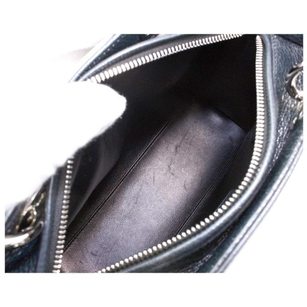未使用 展示品 クリスチャン ディオール Cristian Dior レディディオール ハンド バッグ 花柄 フラワー M0550PCFB/M911|purpose-inc|08