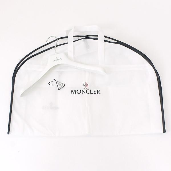 モンクレール MONCLER ダウン ジャケット BETULA ベチュラ 中綿 ワッペン フード付き ネイビー サイズ 0 レディース|purpose-inc|08
