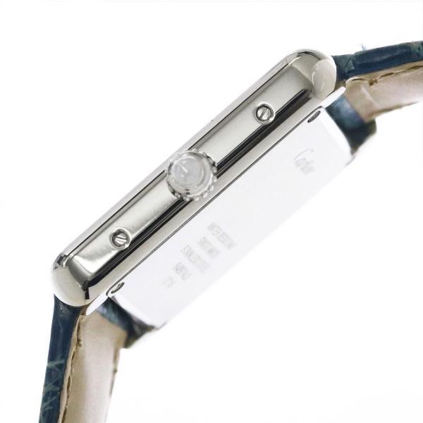 カルティエ Cartier タンクソロSM W1019555 クリスマス限定 レディース 腕時計 シルバー 文字盤 クォーツ ウォッチ