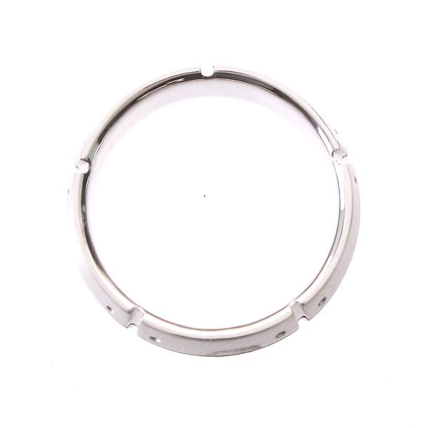 ティファニー TIFFANY&Co. ストリーメリカ 20号 リング K18WG 18金ホワイトゴールド 750 指輪