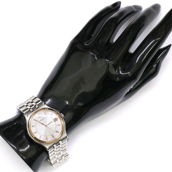 セイコー SEIKO CREDOR クレドール シグノ 創業130周年記念 GCAZ058 メンズ 腕時計 8J86 7A00 デイト クォーツ ウォッチ|purpose-inc|02
