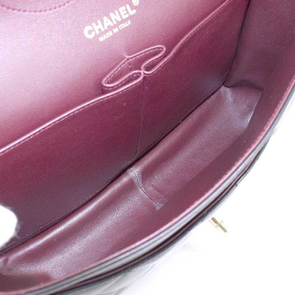 未使用 展示品 シャネル CHANEL マトラッセ 30 チェーン ショルダー バッグ レザー ブラック A58600