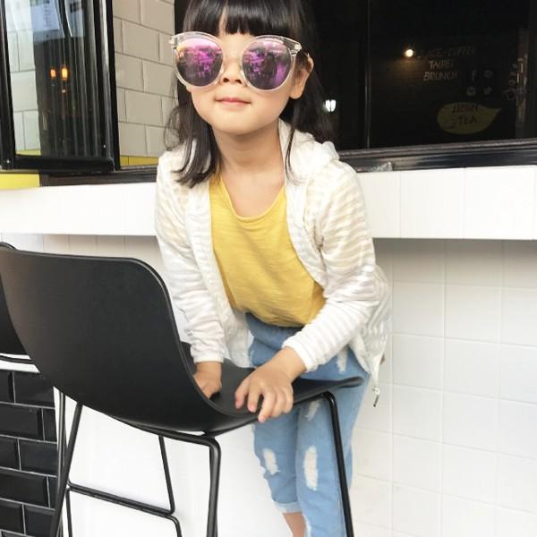 子供服 キッズ パーカー UVカット 薄手 ボーダー ジップパーカー 紫外線対策 冷房対策 日焼け止め 速乾 シースルー 男の子 女の子 男児 女児 キッズ ジュニア|putimomo|05