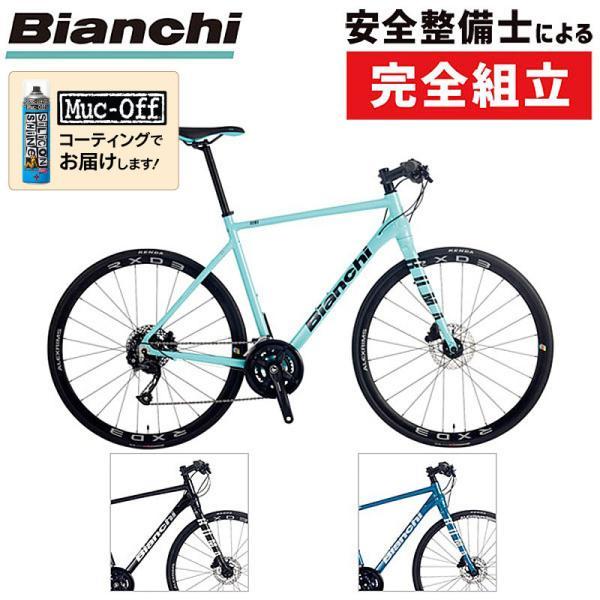 【第5位】Bianchi(ビアンキ)『2020 ROMA 3 DISC』