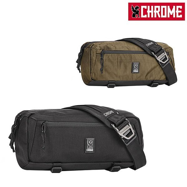 クローム MINI KADET SLING BAG (ミニカデットスリングバッグ) CHROME バッグ ウエストポーチ ウエストバッグ