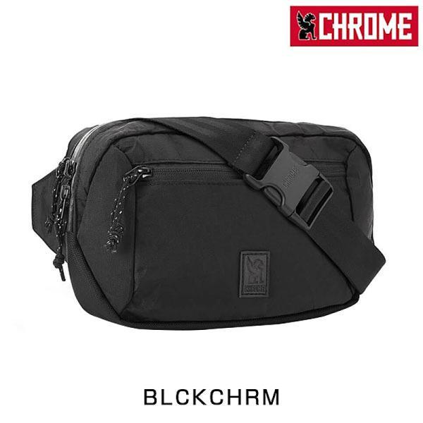 クローム BLCKCHRM ZIPTOP WAISTPACK (ブラックロームジップトップウェイストパック) CHROME バッグ ウエストポーチ ウエストバッグ
