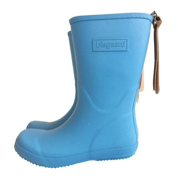 bisgaard 格安 ビスゴ レインブーツ 子供 直輸入品激安 レインシューズ 18〜23.5cm 長靴 中敷き付 sky-blue