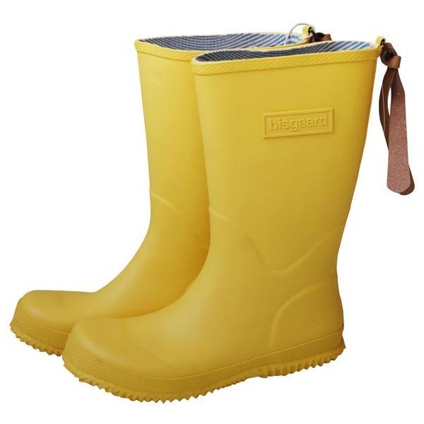 <title>bisgaard ビスゴ レインブーツ 子供 レインシューズ 期間限定特価品 長靴 yellow 中敷き付 18〜23.5cm</title>