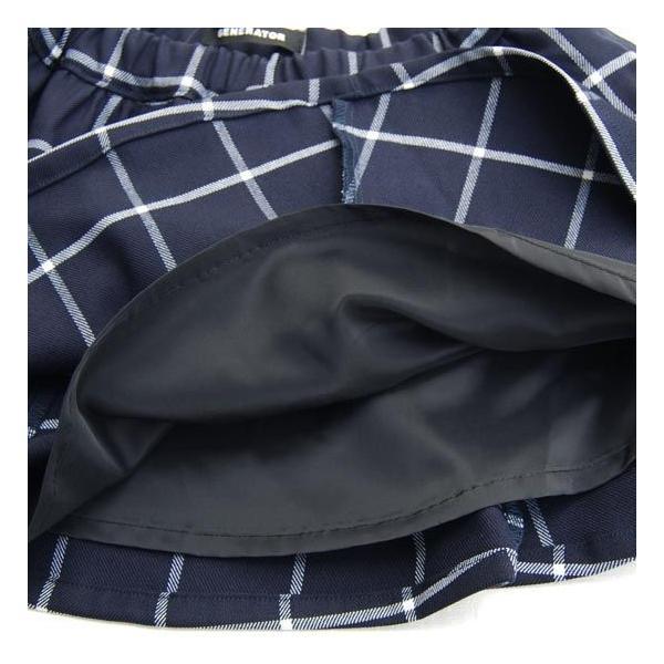 20%OFFセール ジェネレーター スーツ 子供服 フレアスカート ウインドペン(150cm/160cm)フォーマル 卒業式 スーツ 女の子 子供服 卒業式|qeskesmoppet|05