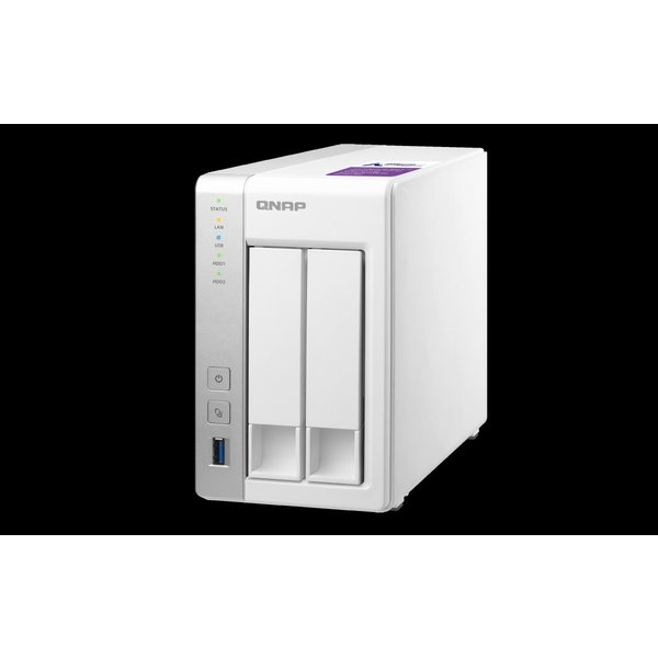 QNAP Turbo NAS 2ベイ 単体モデル(HDD非搭載) TS-231P (送料無料)|qnap|02