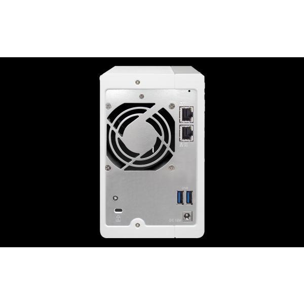 QNAP Turbo NAS 2ベイ 単体モデル(HDD非搭載) TS-231P (送料無料)|qnap|06