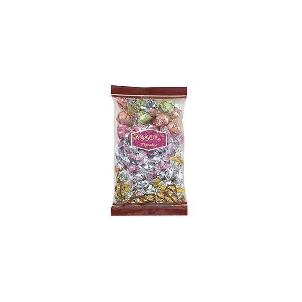 モンロワール アソート サービス袋 300g リーフメモリー チョコレート 送料無料|qolca