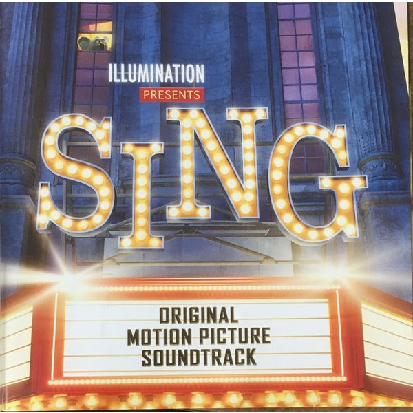 セール SALE   SING シング サントラ サウンドトラック 輸入盤 CD 送料無料 qoo-online4-store