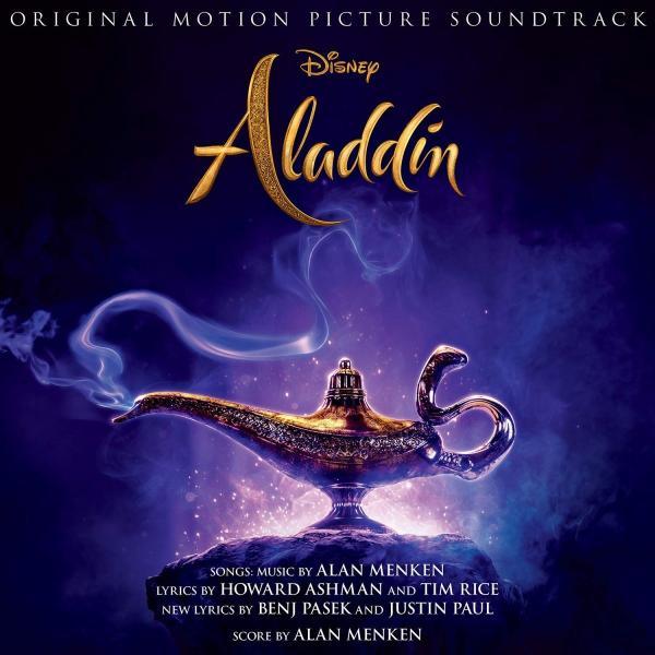 ディズニー アラジン CD アルバム ALADDIN サントラ サウンドトラック 輸入盤 ALBUM 送料無料