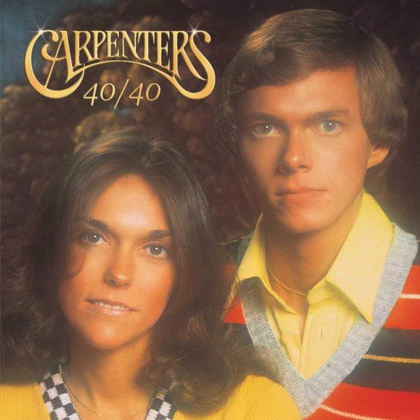 カーペンターズCDアルバムCARPENTERS40/402枚組全40曲輸入盤ALBUM