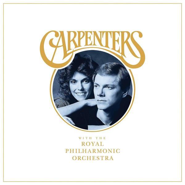 カーペンターズCDアルバムCARPENTERSWITHTHEROYALPHILHARMONICORCHESTRA輸入盤ALBUM