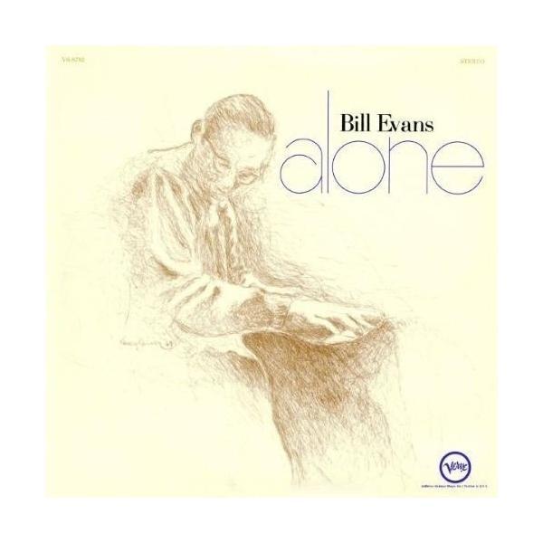 ビルエヴァンス ビルエバンス CD アルバム BILL EVANS ALONE 輸入盤 ALBUM 送料無料 ビル・エヴァンス