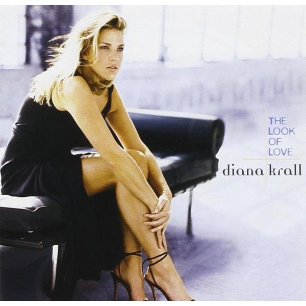 ダイアナクラール CD アルバム | DIANA KRALL THE LOOK OF LOVE | ダイアナクラール ルックオブラブ 輸入盤 CD 送料無料|qoo-online4-store