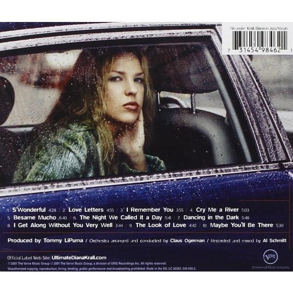 ダイアナクラール CD アルバム | DIANA KRALL THE LOOK OF LOVE | ダイアナクラール ルックオブラブ 輸入盤 CD 送料無料|qoo-online4-store|02