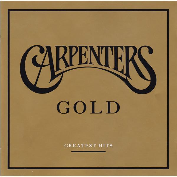 カーペンターズCDアルバムCARPENTERSGOLDGREATESTHITS輸入盤ALBUM